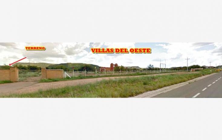 Foto de terreno habitacional en venta en sin nombre, san vicente de chupaderos, durango, durango, 602234 no 01