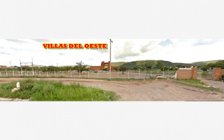 Foto de terreno habitacional en venta en sin nombre, san vicente de chupaderos, durango, durango, 602234 no 05