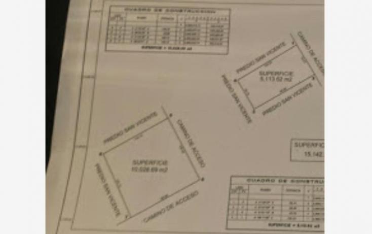 Foto de terreno habitacional en venta en sin nombre, san vicente de chupaderos, durango, durango, 602234 no 08