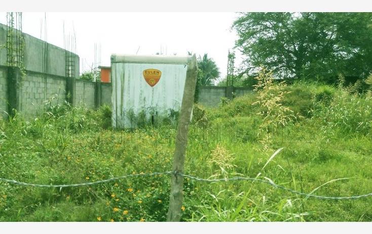 Foto de terreno industrial en venta en  sin numero, la victoria, tuxpan, veracruz de ignacio de la llave, 965977 No. 01