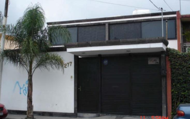 Foto de casa en venta en  sin numero, niños héroes, querétaro, querétaro, 1674828 No. 01