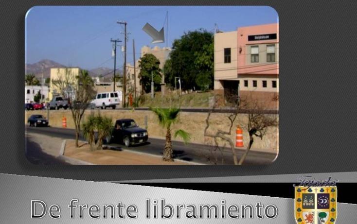 Foto de terreno comercial en venta en  sin número, 8 de octubre, los cabos, baja california sur, 383618 No. 01