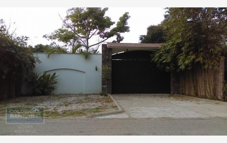 Foto de casa en venta en  sin numero, buena vista, centro, tabasco, 1815396 No. 01