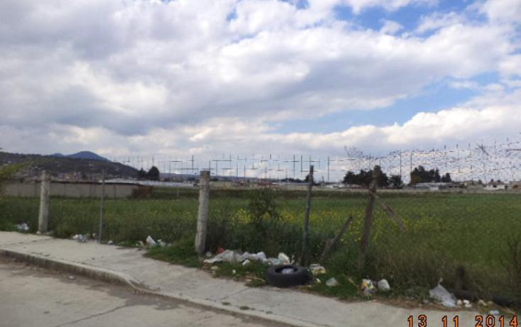 Foto de terreno habitacional en venta en  sin numero, campesina, tenango del valle, méxico, 959977 No. 02
