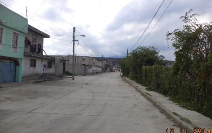 Foto de terreno habitacional en venta en  sin numero, campesina, tenango del valle, méxico, 959977 No. 05