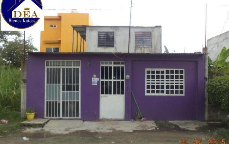 Foto de casa en venta en  sin numero, carrizal, centro, tabasco, 1585846 No. 01