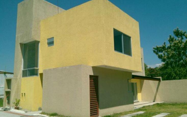 Foto de casa en venta en privada sin numero, centro jiutepec, jiutepec, morelos, 1741206 No. 01
