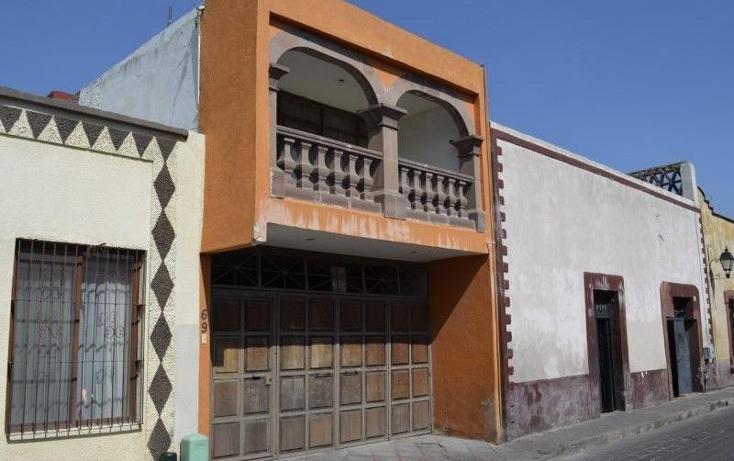 Foto de casa en venta en sin nombre sin numero, centro, querétaro, querétaro, 2009840 No. 01