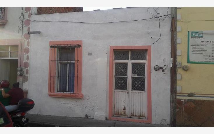 Foto de casa en venta en  sin numero, centro sct quer?taro, quer?taro, quer?taro, 1629442 No. 01
