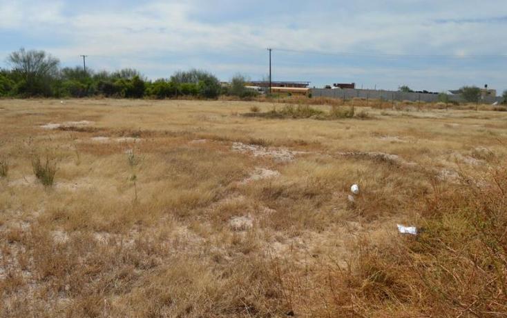 Foto de terreno comercial en venta en  sin numero, chametla, la paz, baja california sur, 1573418 No. 03
