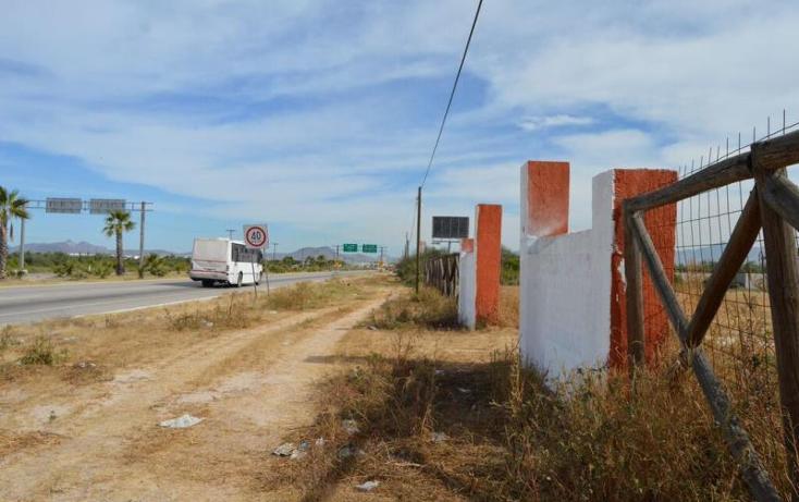 Foto de terreno comercial en venta en  sin numero, chametla, la paz, baja california sur, 1573418 No. 06