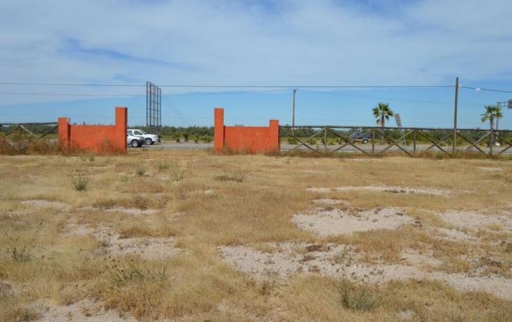 Foto de terreno comercial en venta en  sin numero, chametla, la paz, baja california sur, 1573418 No. 09