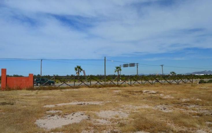 Foto de terreno comercial en venta en  sin numero, chametla, la paz, baja california sur, 1573418 No. 16
