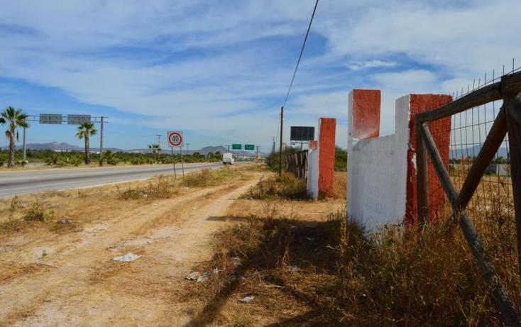 Foto de terreno comercial en venta en  sin numero, chametla, la paz, baja california sur, 1573418 No. 21