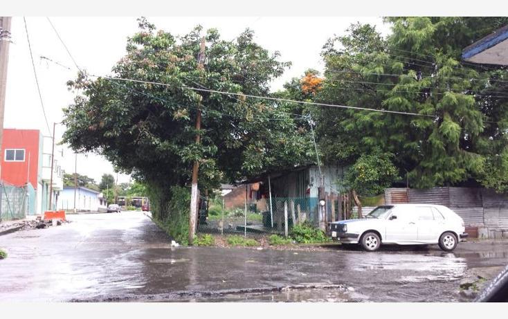 Foto de terreno habitacional en venta en  sin numero, el espinal, orizaba, veracruz de ignacio de la llave, 383320 No. 01