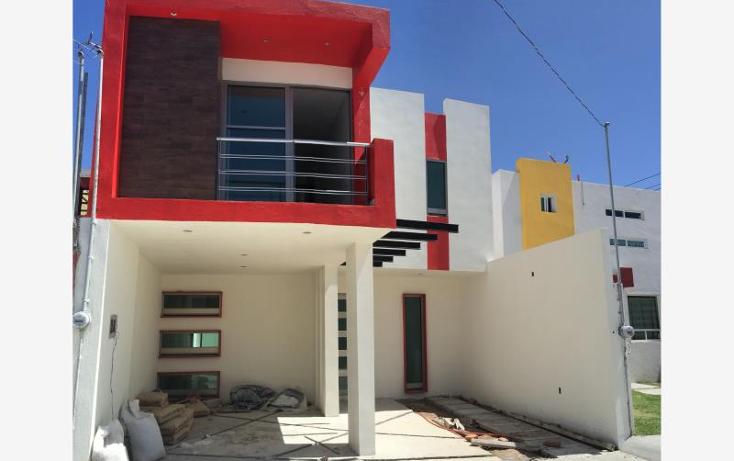 Foto de casa en venta en  sin numero, el venado, pachuca de soto, hidalgo, 1124437 No. 01