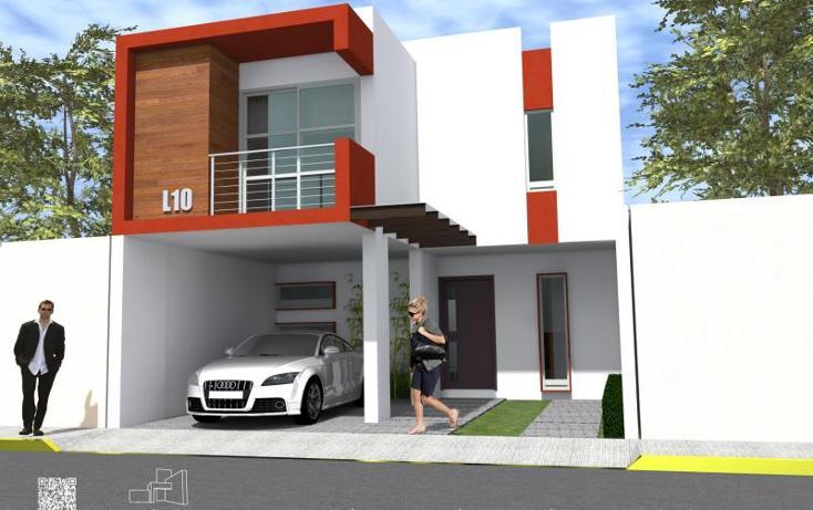Foto de casa en venta en  sin numero, el venado, pachuca de soto, hidalgo, 820607 No. 01