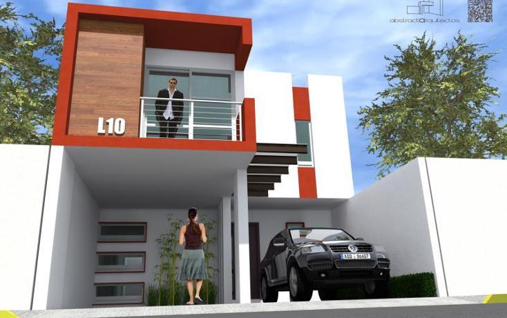 Foto de casa en venta en  sin numero, el venado, pachuca de soto, hidalgo, 820607 No. 02