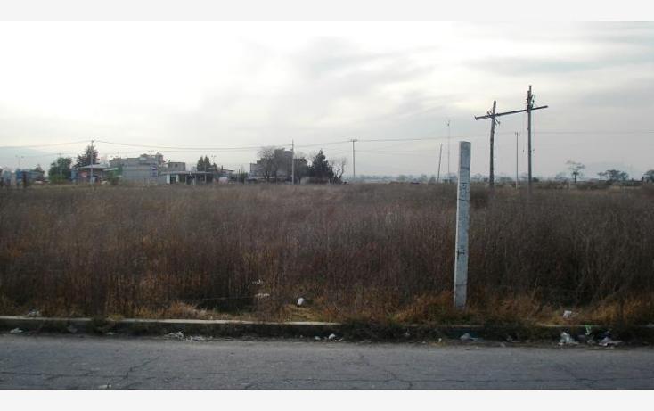 Foto de terreno habitacional en venta en  sin numero, guadalupe, san mateo atenco, méxico, 1023393 No. 02