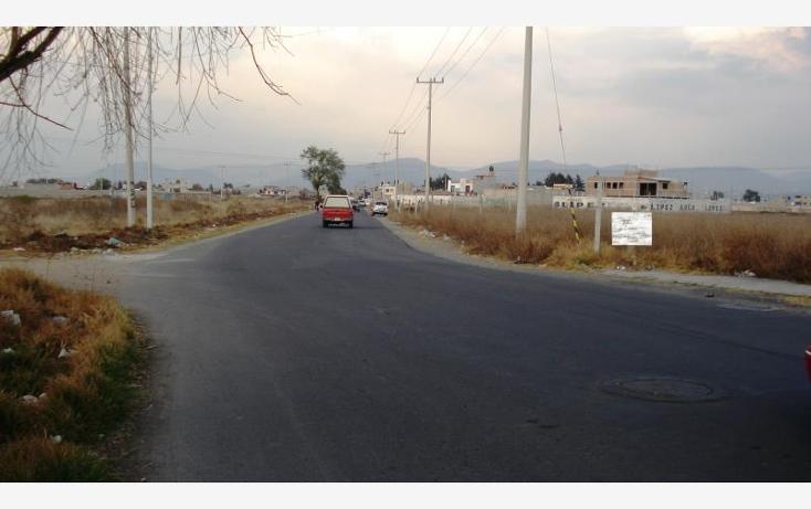 Foto de terreno habitacional en venta en  sin numero, guadalupe, san mateo atenco, méxico, 1023393 No. 03