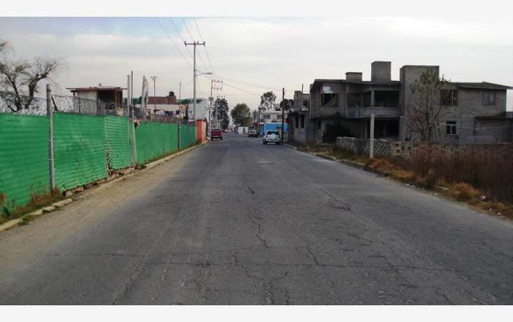Foto de terreno habitacional en venta en  sin numero, guadalupe, san mateo atenco, méxico, 1023393 No. 04