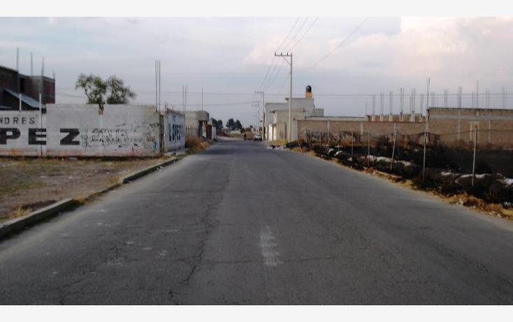 Foto de terreno habitacional en venta en  sin numero, guadalupe, san mateo atenco, méxico, 1023393 No. 06