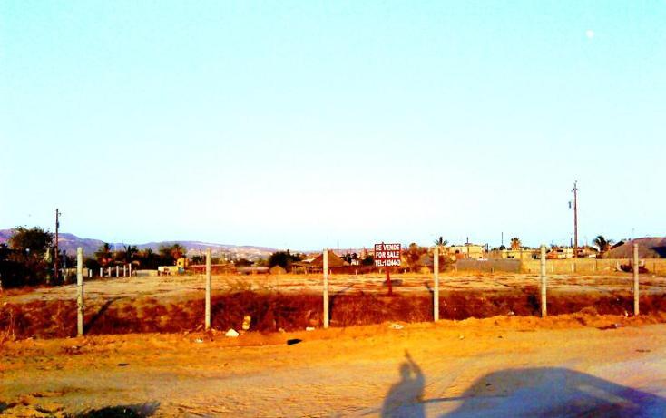 Foto de terreno industrial en venta en  sin número, lomas de guaymitas, los cabos, baja california sur, 382823 No. 02
