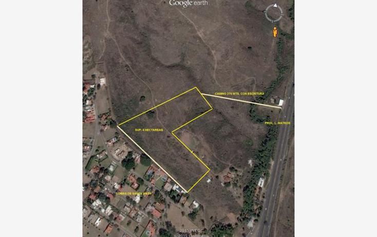 Foto de terreno habitacional en venta en  sin numero, lomas de santa anita, tlajomulco de zúñiga, jalisco, 1839968 No. 01
