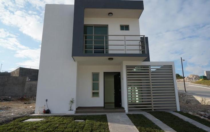 Foto de casa en venta en  sin numero, lomas verdes, tuxtla guti?rrez, chiapas, 1566090 No. 01