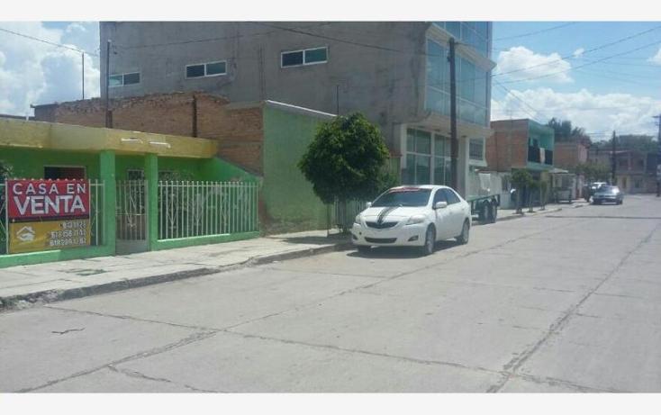 Foto de casa en venta en  sin numero, lucio cabañas, durango, durango, 2042870 No. 04
