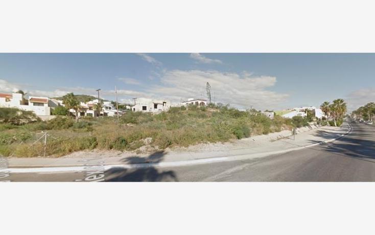 Foto de terreno comercial en venta en  sin numero, magisterial, los cabos, baja california sur, 1726050 No. 01