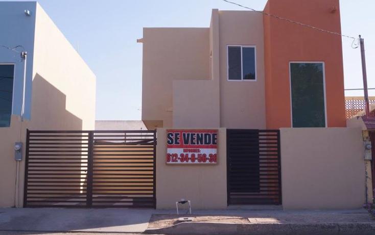 Foto de casa en venta en  sin numero, popular indeco, la paz, baja california sur, 2009180 No. 01