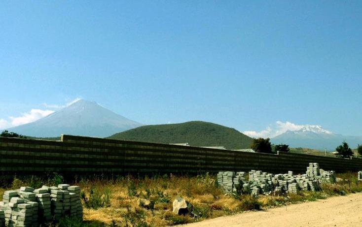 Foto de terreno habitacional en venta en  sin numero, san agustín ixtahuixtla, atlixco, puebla, 705509 No. 05