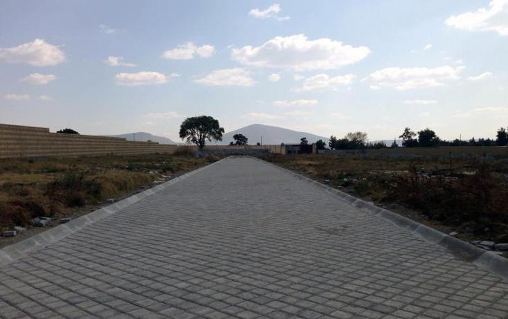 Foto de terreno habitacional en venta en  sin numero, san agustín ixtahuixtla, atlixco, puebla, 705509 No. 08
