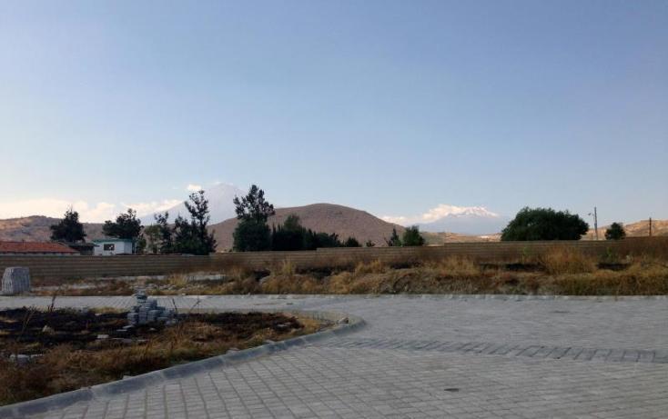 Foto de terreno habitacional en venta en  sin numero, san agustín ixtahuixtla, atlixco, puebla, 705526 No. 06