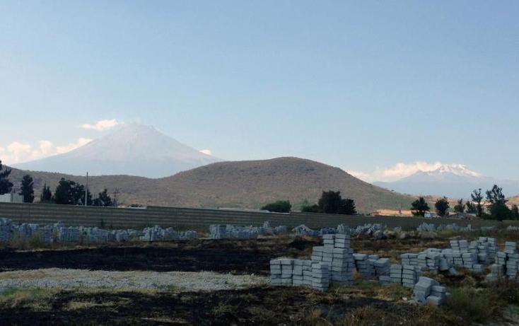 Foto de terreno habitacional en venta en  sin numero, san agustín ixtahuixtla, atlixco, puebla, 705526 No. 09