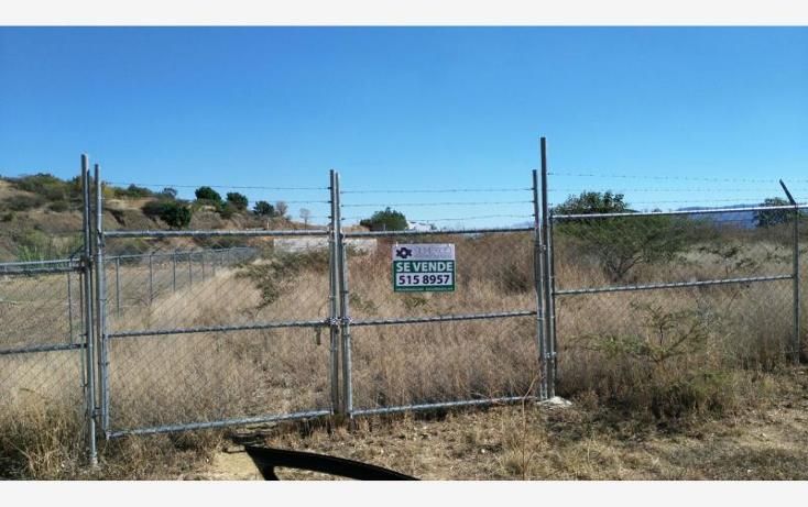 Foto de terreno habitacional en venta en  sin numero, san felipe del agua 1, oaxaca de juárez, oaxaca, 1594348 No. 02