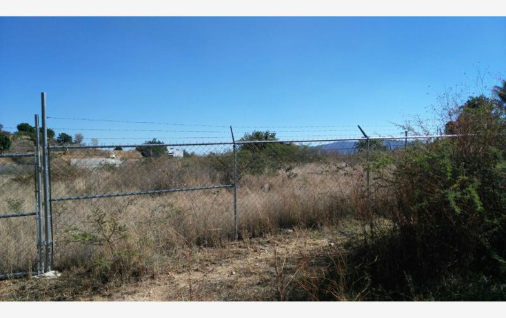 Foto de terreno habitacional en venta en  sin numero, san felipe del agua 1, oaxaca de juárez, oaxaca, 1594348 No. 04