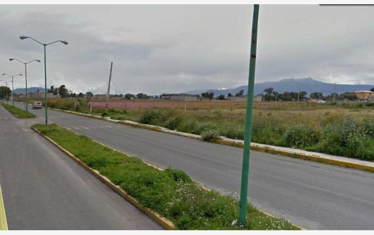 Foto de terreno habitacional en venta en  sin numero, san gaspar tlahuelilpan, metepec, méxico, 521209 No. 01