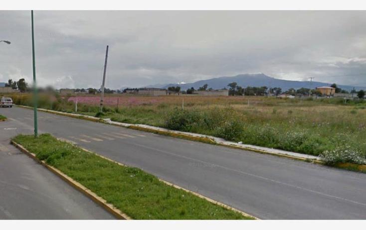 Foto de terreno habitacional en venta en  sin numero, san gaspar tlahuelilpan, metepec, méxico, 521209 No. 03