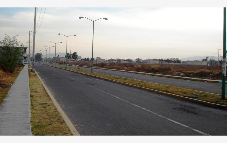 Foto de terreno habitacional en venta en  sin numero, san gaspar tlahuelilpan, metepec, méxico, 521209 No. 04