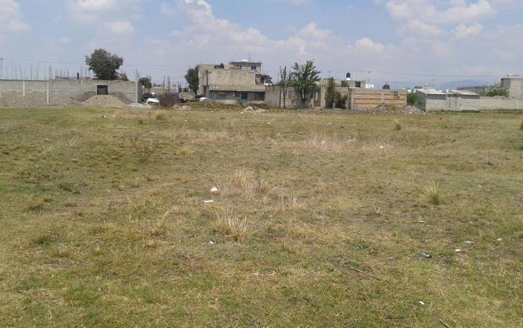 Foto de terreno habitacional en venta en  sin numero, san miguel, san mateo atenco, méxico, 1031231 No. 01
