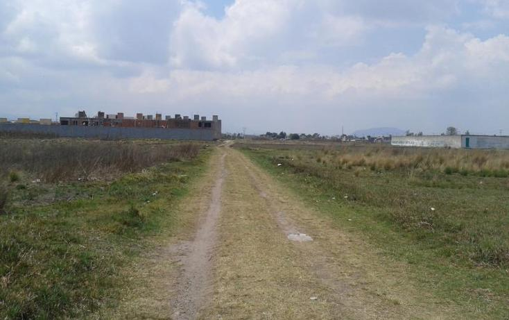 Foto de terreno habitacional en venta en  sin numero, san miguel, san mateo atenco, méxico, 1031231 No. 02