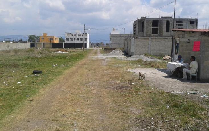 Foto de terreno habitacional en venta en  sin numero, san miguel, san mateo atenco, méxico, 1031231 No. 03