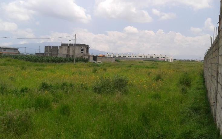 Foto de terreno habitacional en venta en  sin numero, san miguel, san mateo atenco, méxico, 1031231 No. 04