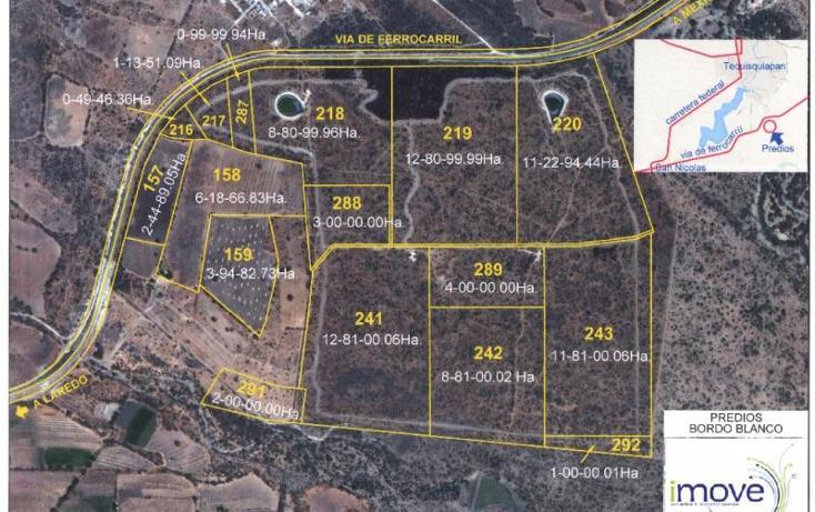 Foto de terreno habitacional en venta en  sin numero, tequisquiapan centro, tequisquiapan, querétaro, 1785620 No. 05