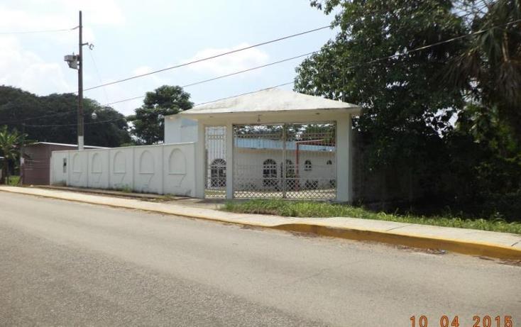 Foto de casa en venta en  sin numero, torno largo 1a secc, centro, tabasco, 1585812 No. 01