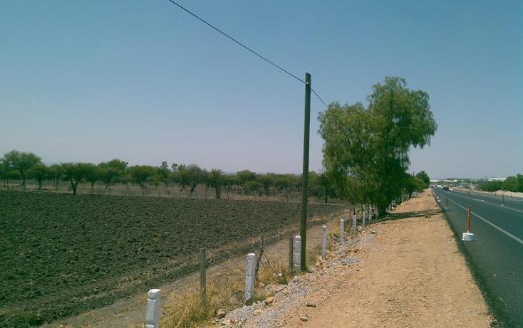 Foto de terreno industrial en venta en pie de carretera sin numero, tunas blancas, ezequiel montes, querétaro, 443693 No. 01
