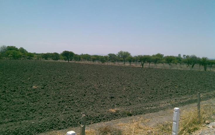 Foto de terreno industrial en venta en pie de carretera sin numero, tunas blancas, ezequiel montes, querétaro, 443693 No. 02