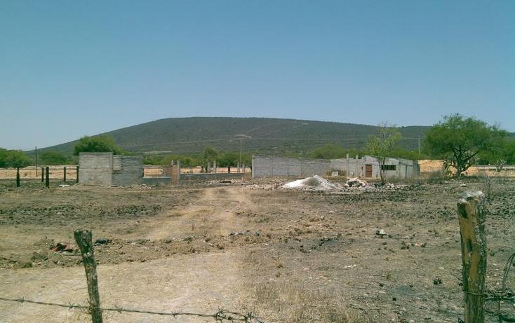 Foto de terreno industrial en venta en pie de carretera sin numero, tunas blancas, ezequiel montes, querétaro, 443693 No. 07